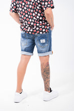 Load image into Gallery viewer, SHORTS JEANS BARDINI 20
