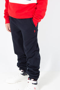 SWEAT PANTS DBL HORSE FLEECE