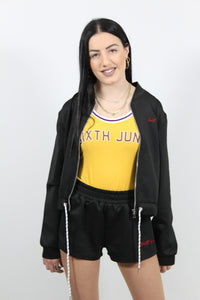 SIXTH JUNE SIGNATURE LOGO JACKET
