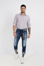 Load image into Gallery viewer, TROUSERS JEANS CORTONA 1658