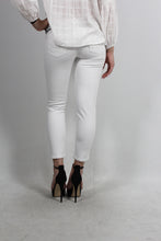 Load image into Gallery viewer, TROUSERS JEANS WHITE