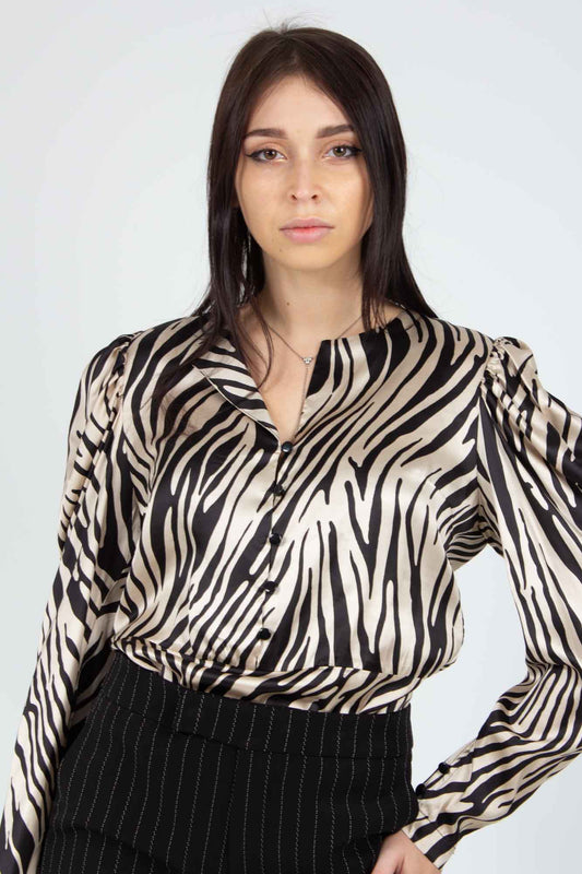 TWENTY-29 ZEBRA TOP