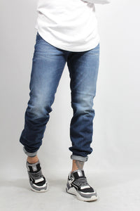 HARDY DENIM TROUSERS