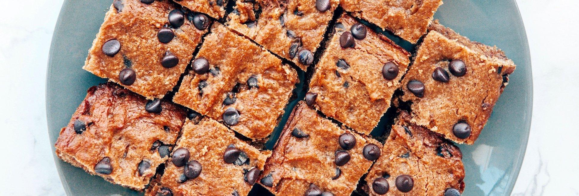 Lily's Sweets Sugar Free Peanut Butter Blondies