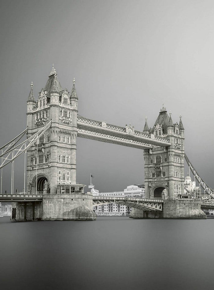 Wizard+Genius Tower Bridge London Vlies Fototapete 192x260cm 4-bahnen