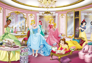 Komar Disney Princess Mirror Fototapete 368x254cm 8-teilig | Yourdecoration.de