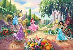 Komar Disney Princess Park Fototapete 368x254cm 8-teilig | Yourdecoration.de
