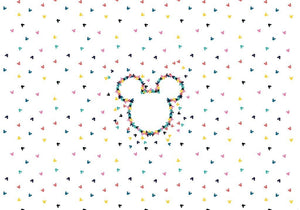 Fototapete Mickey Mouse
