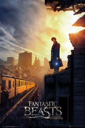 GBeye Fantastic Beasts One Sheet 2 Poster 61x91,5cm | Yourdecoration.de