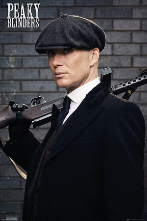 GBeye Peaky Blinders Tommy Poster 61x91,5cm | Yourdecoration.de