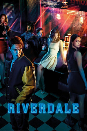GBeye Riverdale Season One key Art Poster 61x91,5cm | Yourdecoration.de