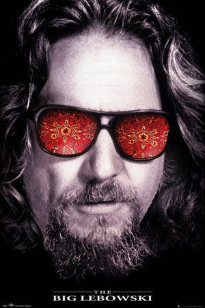 GBeye The Big Lebowski The Dude Poster 61x91,5cm | Yourdecoration.de