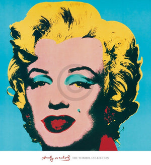 Andy Warhol - Marilyn 1967 Kunstdruck 65x71cm | Yourdecoration.de