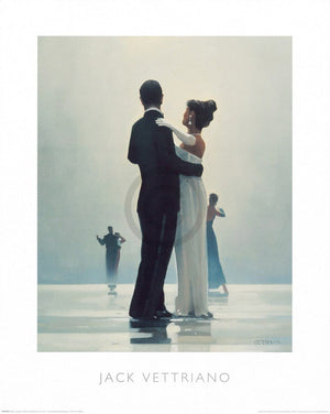Jack Vettriano - Dance me to the End of Love Kunstdruck 40x50cm | Yourdecoration.de