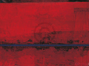 Ralf Bohnenkamp - RED Kunstdruck 138x98cm | Yourdecoration.de
