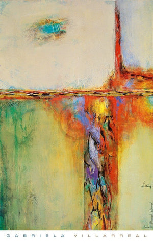 Gabriela Villarreal - Moments of Clarity I Kunstdruck 61x96cm | Yourdecoration.de