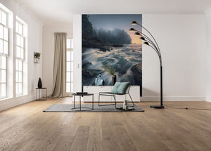 Komar Cry of the Sea Vlies Fototapete 200x280cm 4-bahnen Sfeer | Yourdecoration.de
