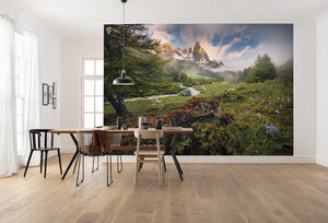 Komar The Last Paradise Vlies Fototapete 400x280cm 8-bahnen Sfeer | Yourdecoration.de