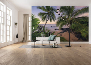 Komar Hawaiian Dreams Vlies Fototapete 450x280cm 9-bahnen Sfeer | Yourdecoration.de