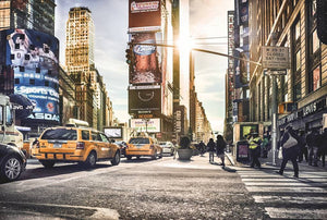 Komar Times Square Vlies Fototapete 368x248cm | Yourdecoration.de
