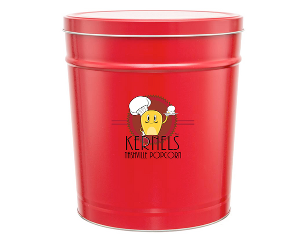 Kernels Tin - 3.5 Gallons