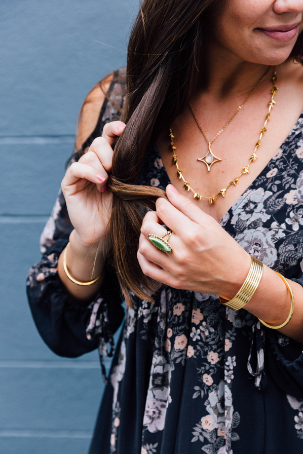 Layered Dainty Vintage Jewelry