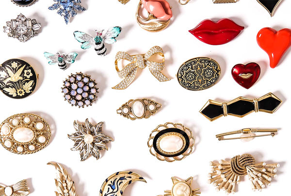 How To Style Brooches For Fall
