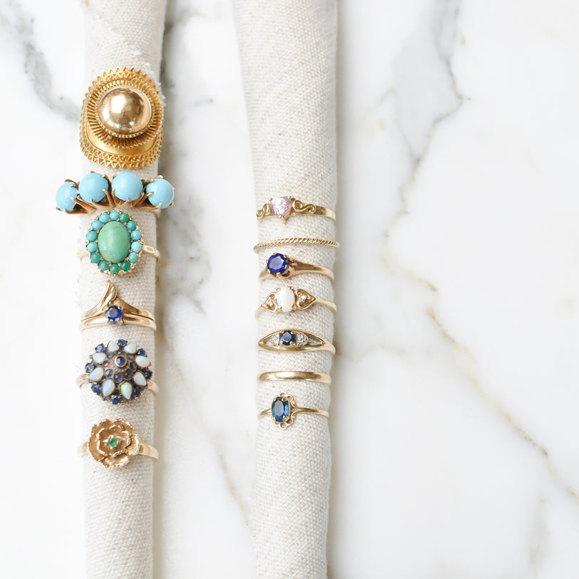 Vintage Fine and Costume Jewelry Giveaway!