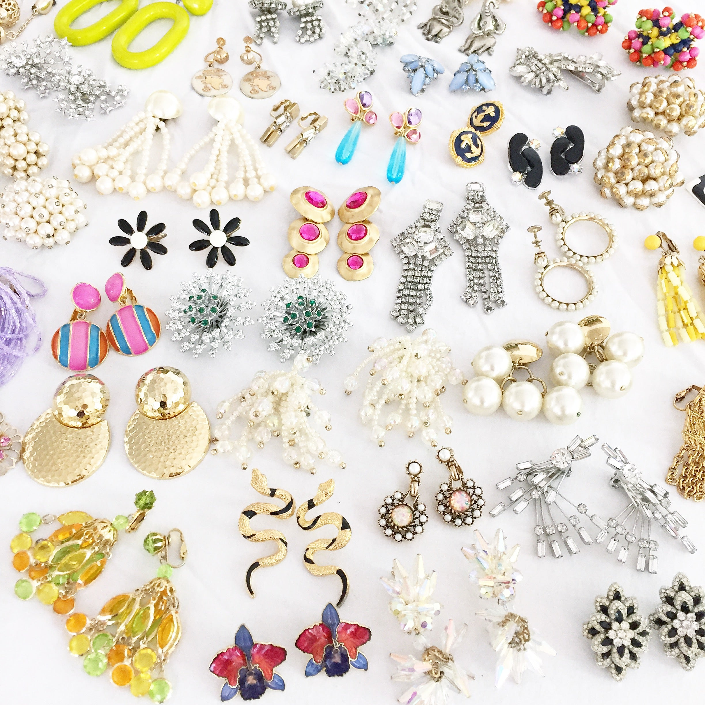 Value of Vintage Costume Jewelry