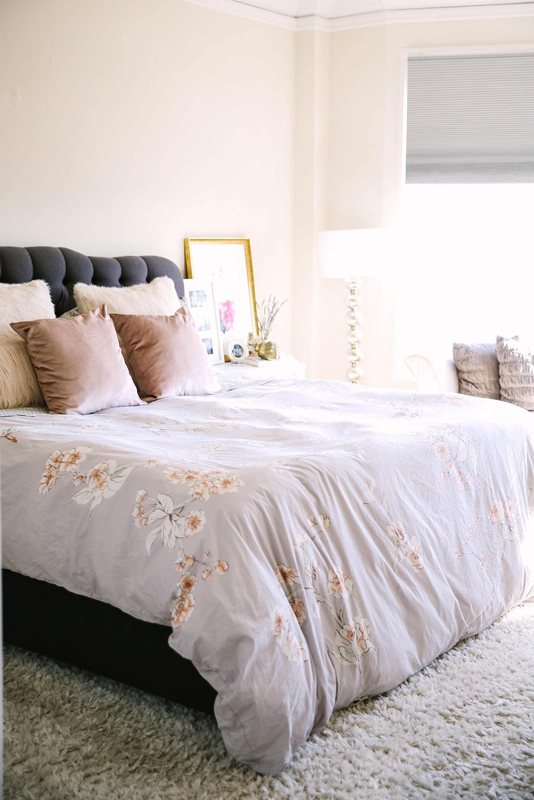 Girly King Size Bed