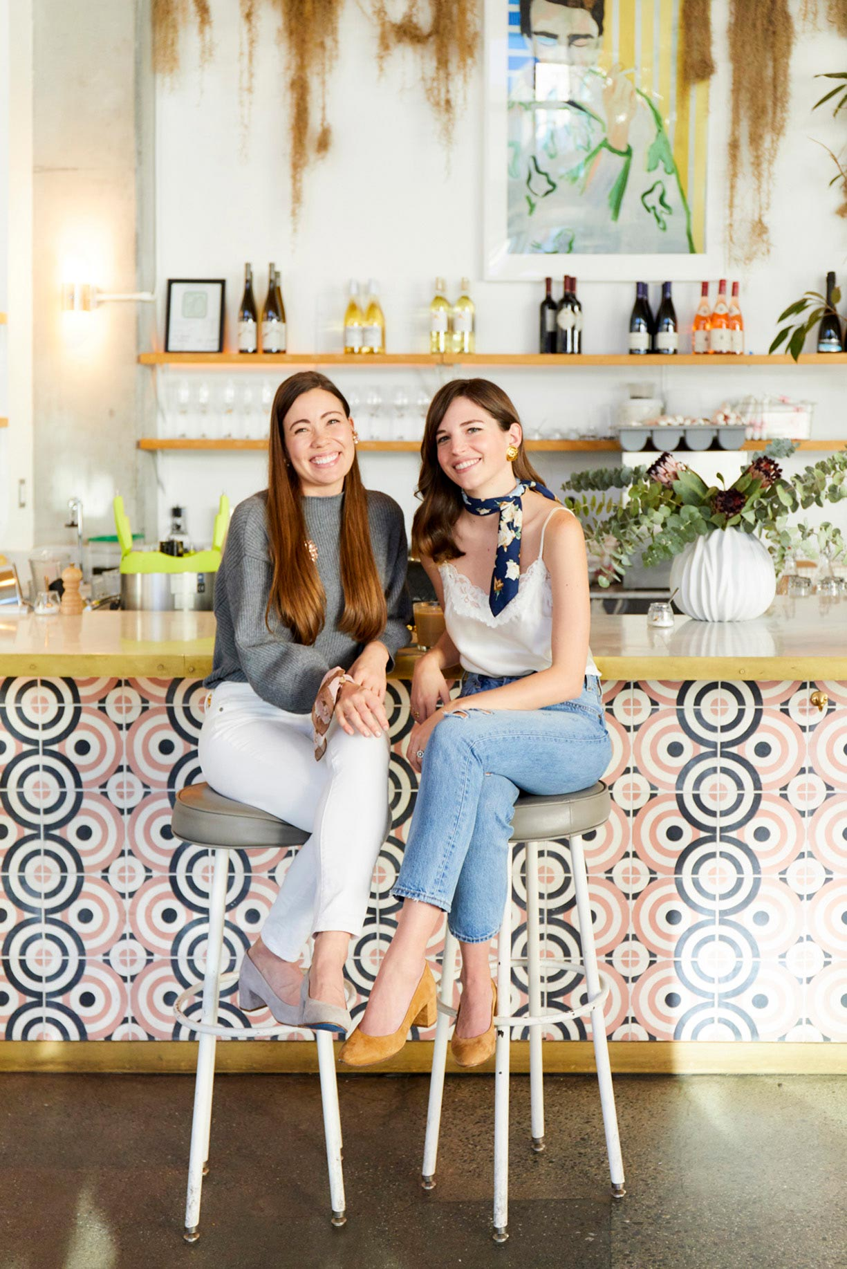 Meet Jillian & Emilee the Sweet & Spark Co-Founders