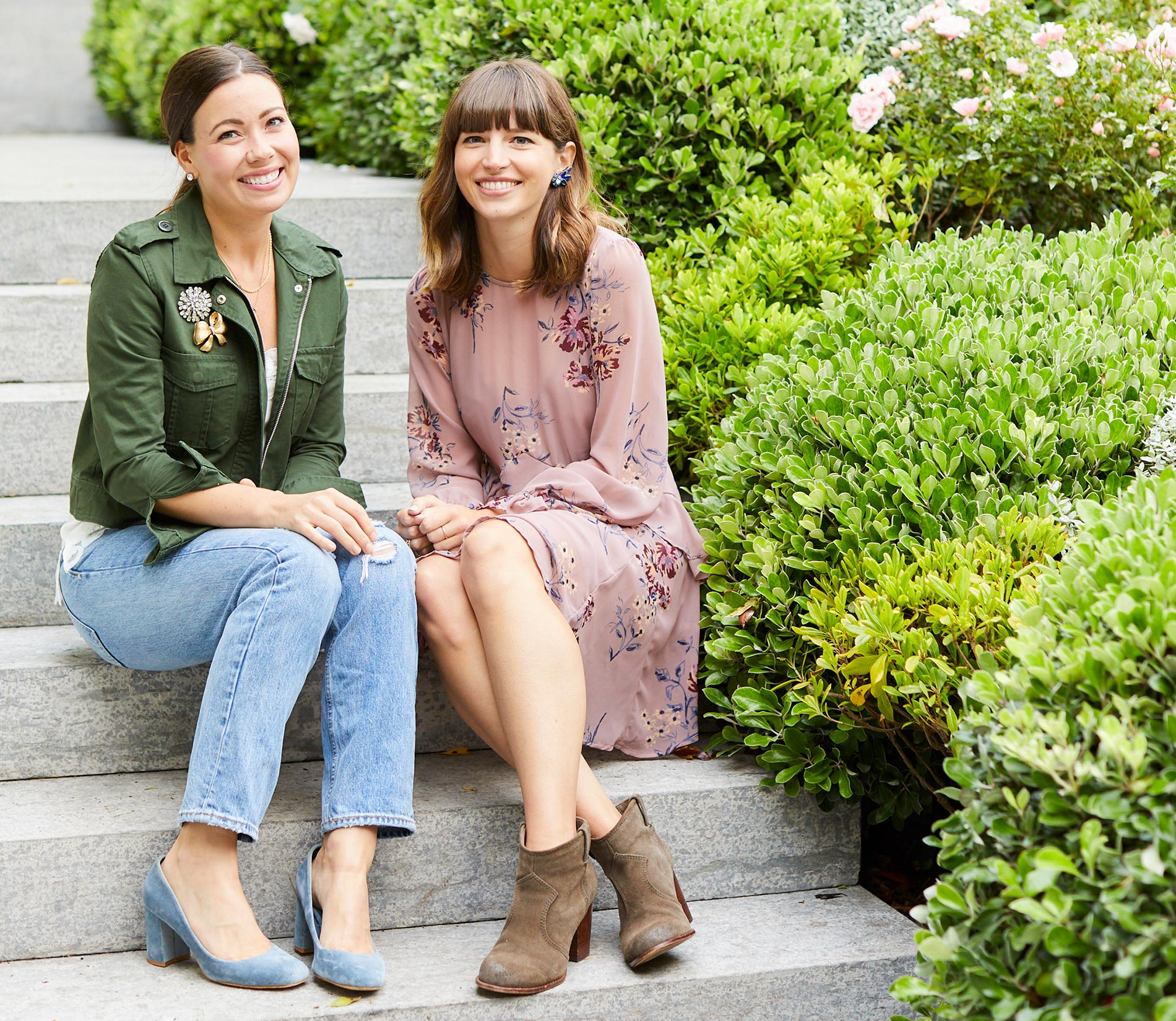 Meet Jillian & Emilee, the female co-founders of Sweet & Spark.