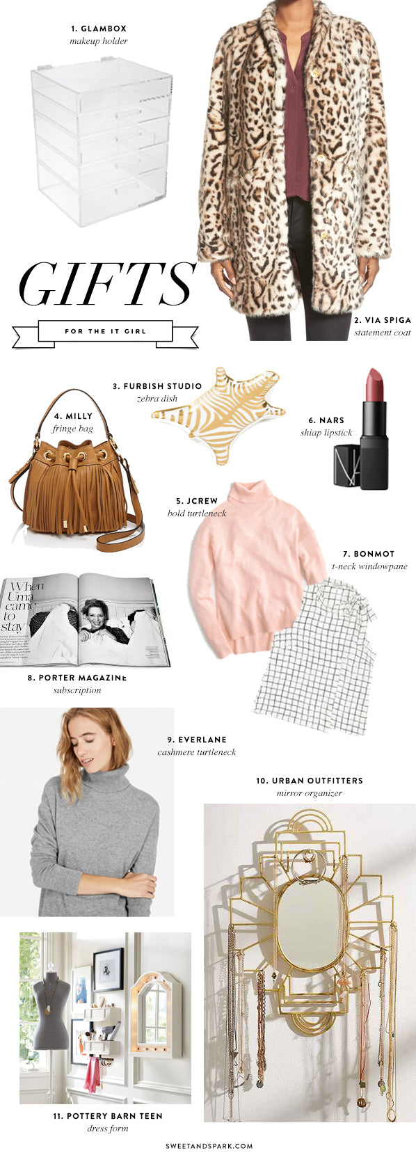Gift Ideas for the It Girl