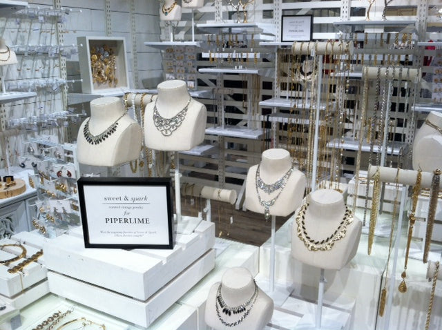 Piperlime Jewelry Display