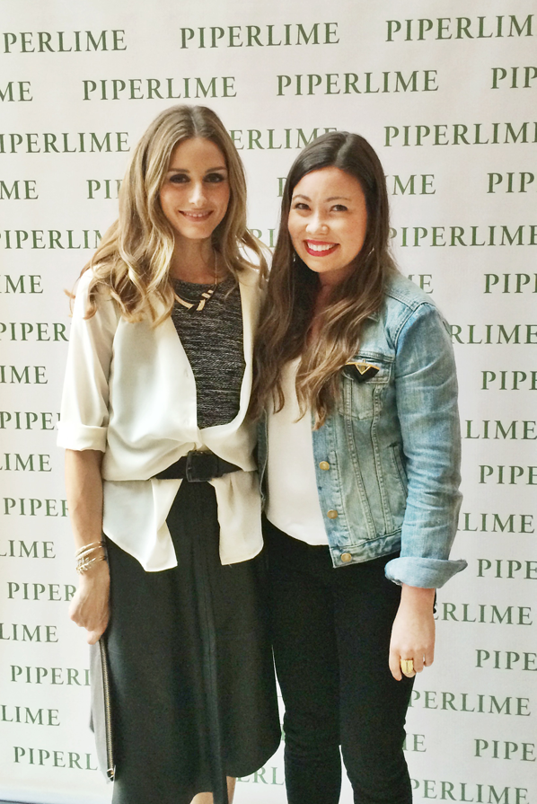 Meeting Olivia Palermo