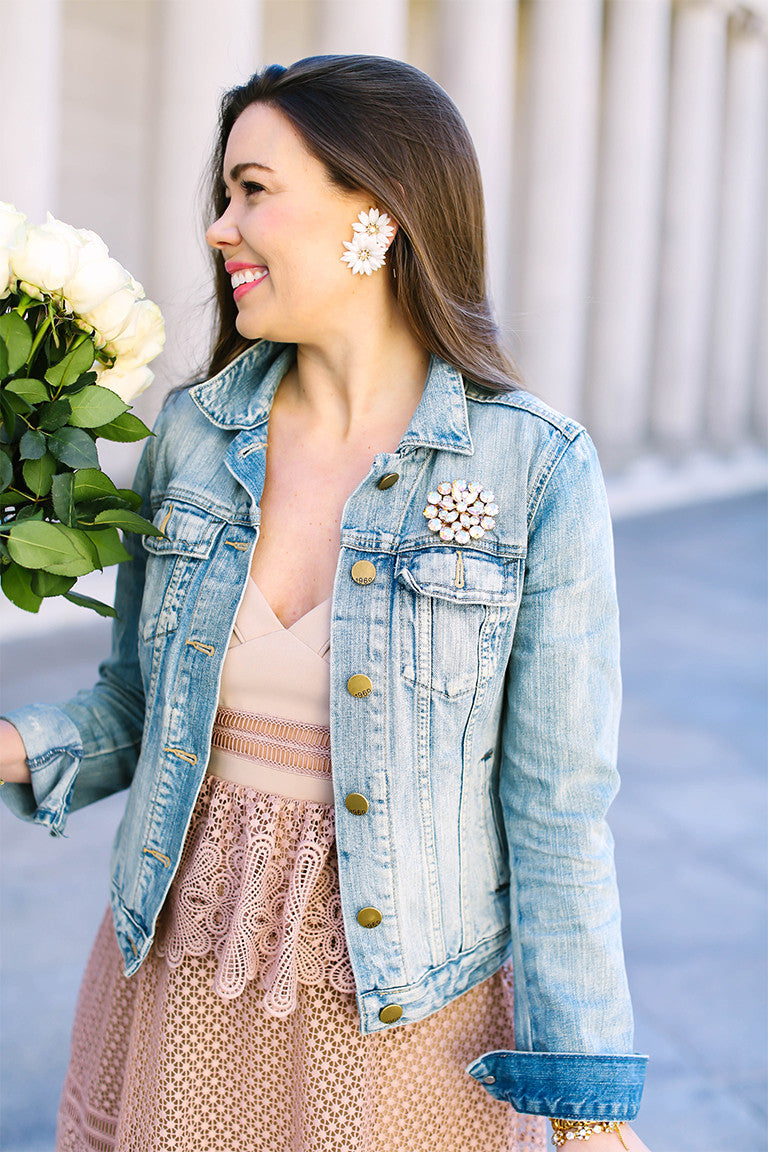 Super Statement Jewelry Trend | Sweet & Spark