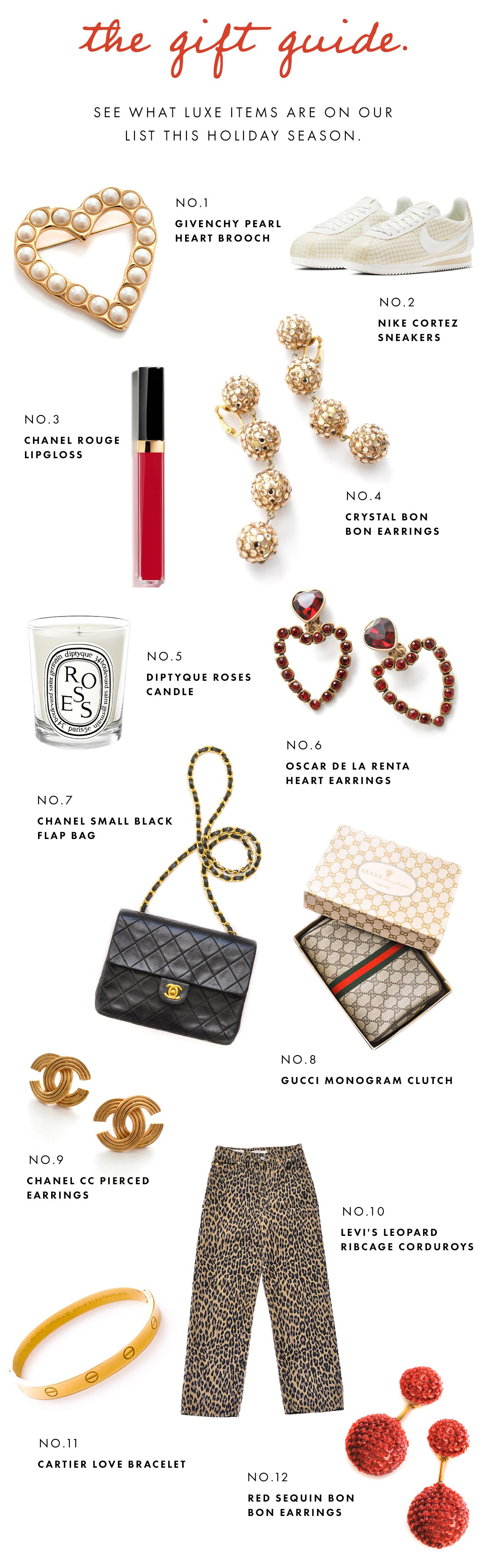 Our Luxe Gift Guide