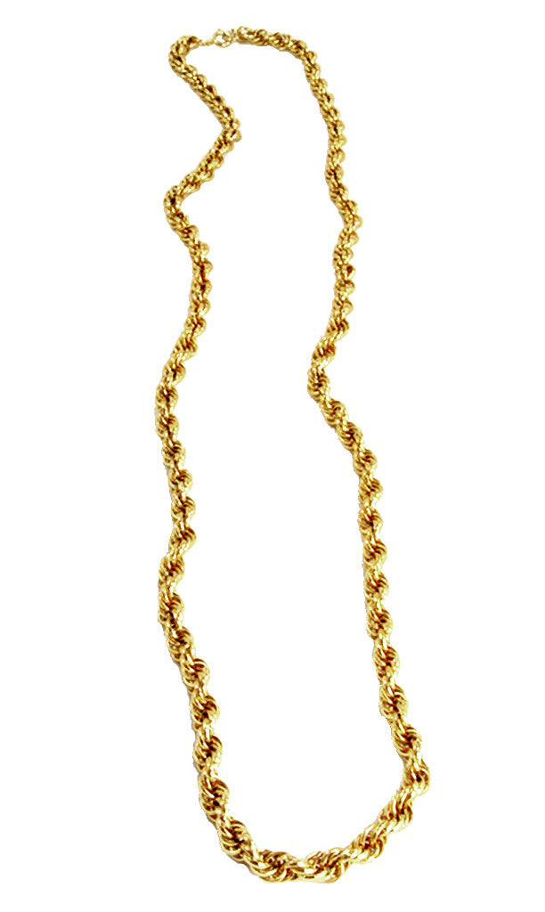 60's__Vintage__Classic Rope Chain