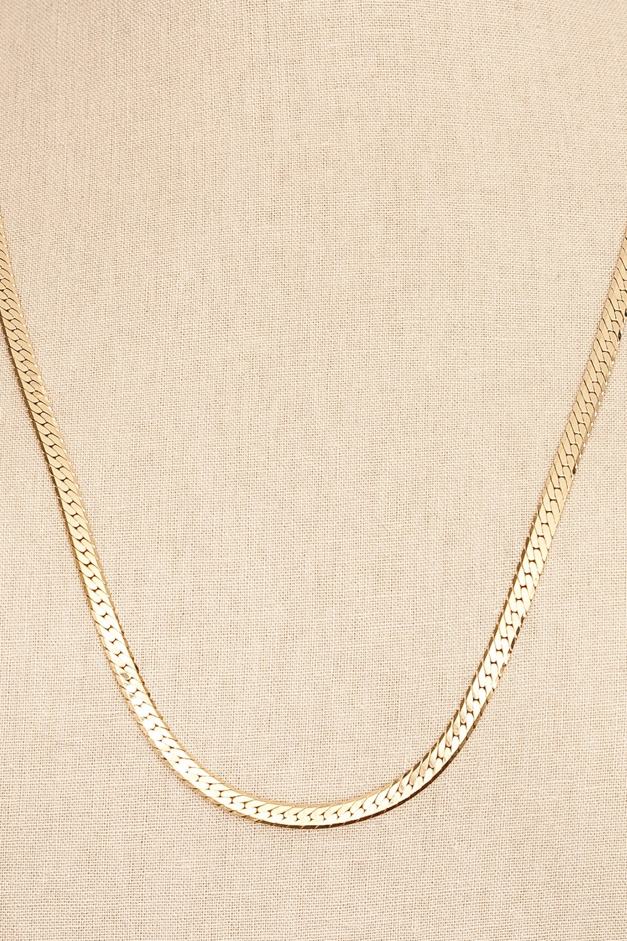 70's__Napier__Flat Layering Necklace