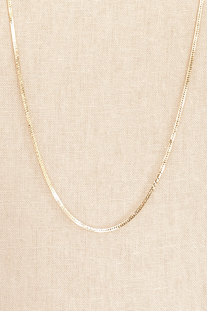 70's__Monet__Dainty Layering Necklace