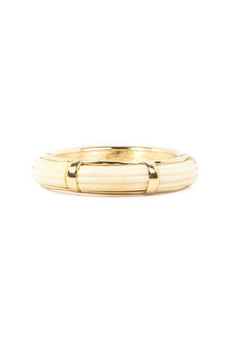 70's__Joan Rivers__Ivory Bangle