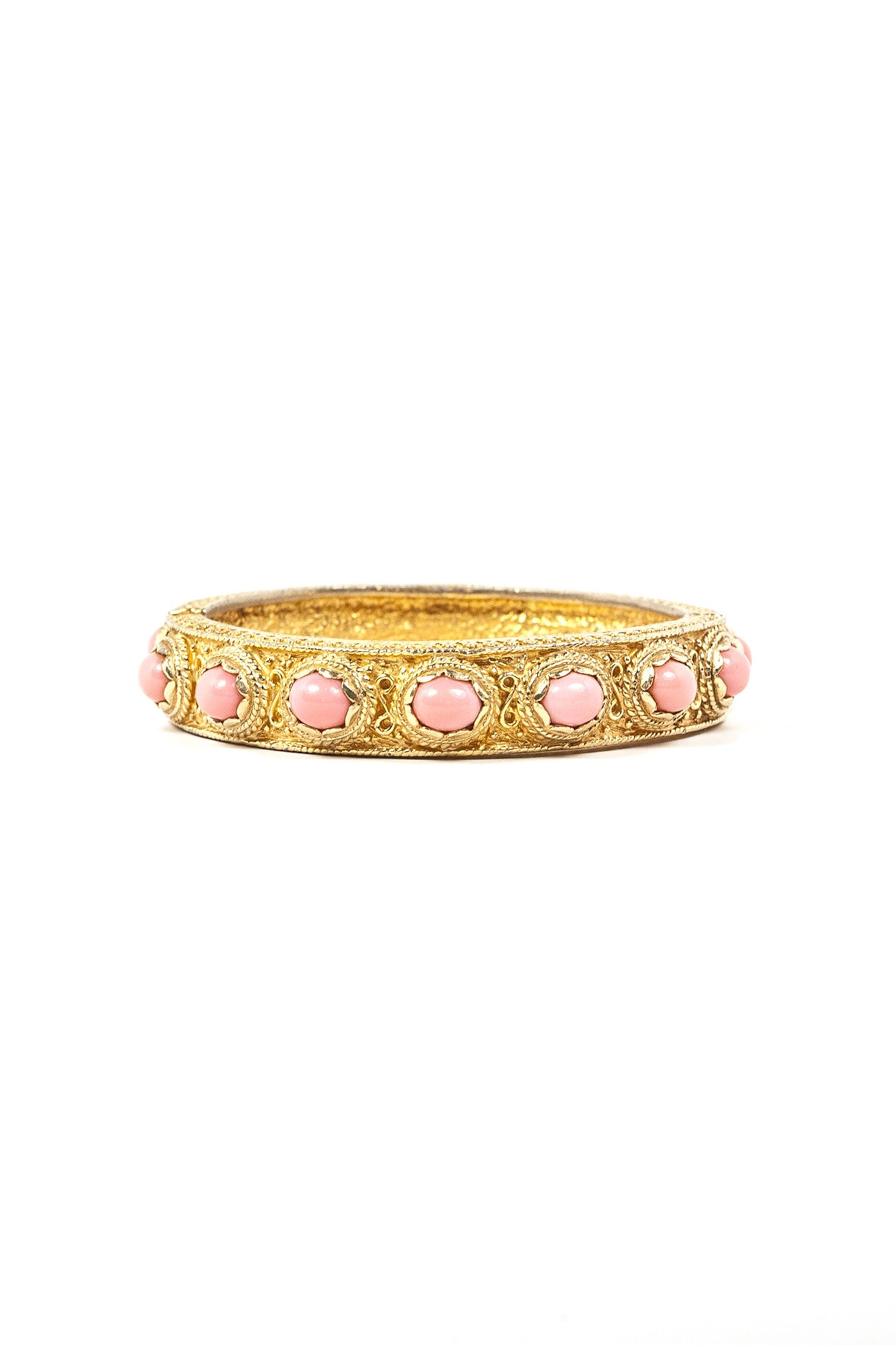 70's__Castlecliff__Pink Bangle