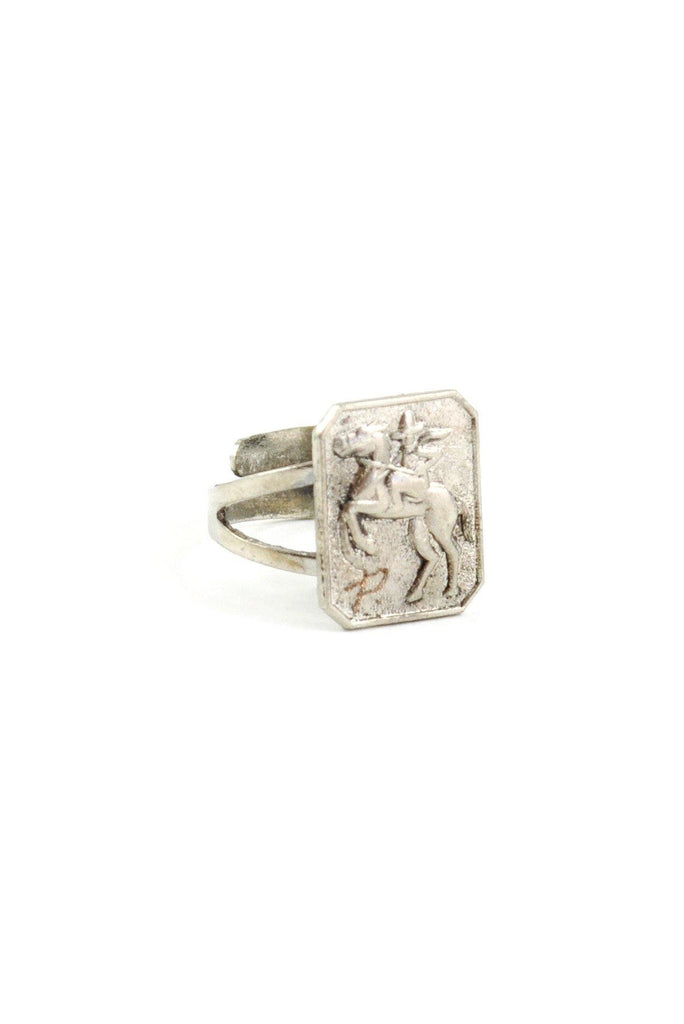 70s__Vintage__Horse Rodeo Ring