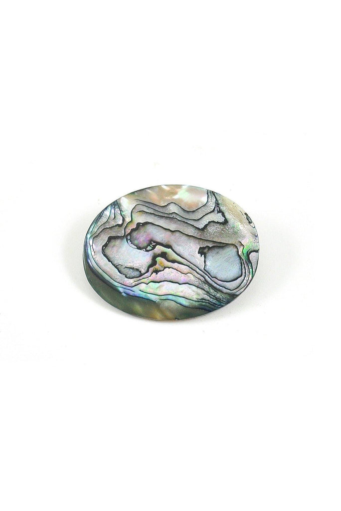 70s__Vintage__Abalone Brooch