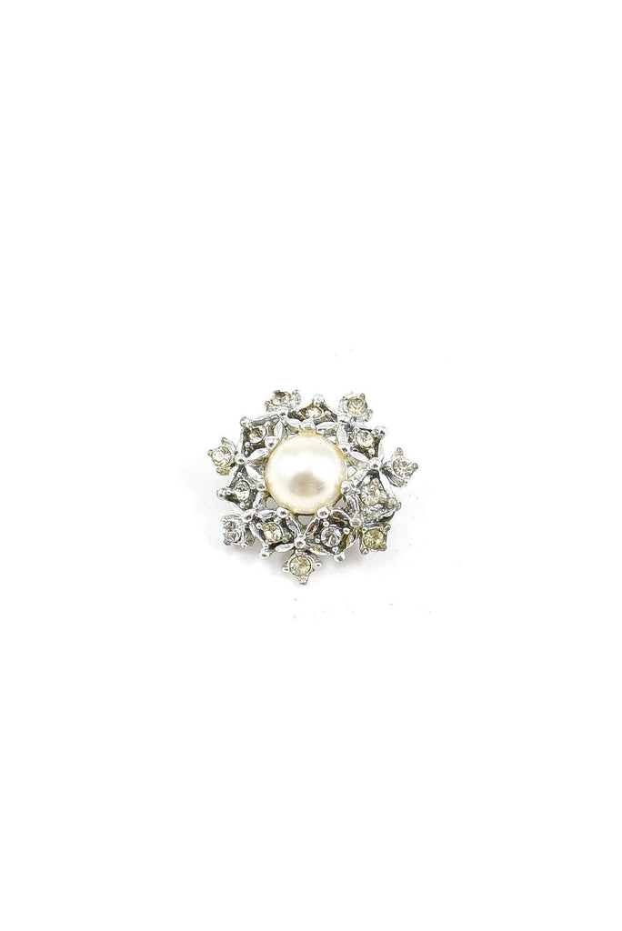 60s__Sarah Coventry__Mini Snowflake Brooch