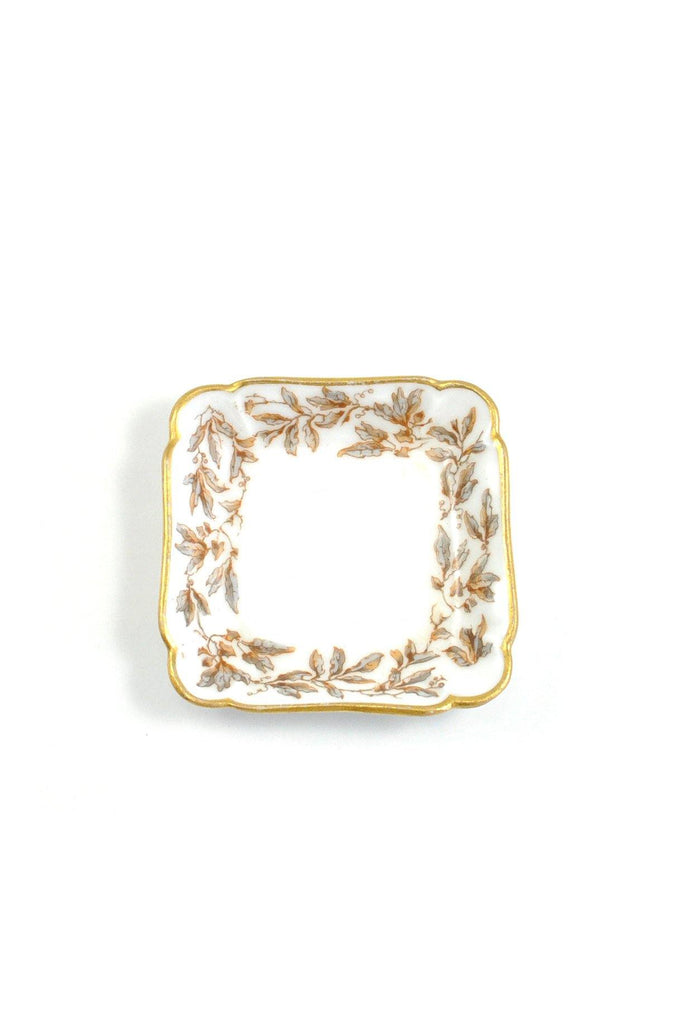 50s__Haviland & Co__Mini Square Jewelry Tray