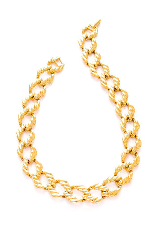 Bold Link Necklace