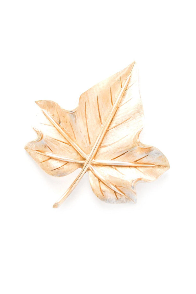 Copy of Classic Leaf Brooch