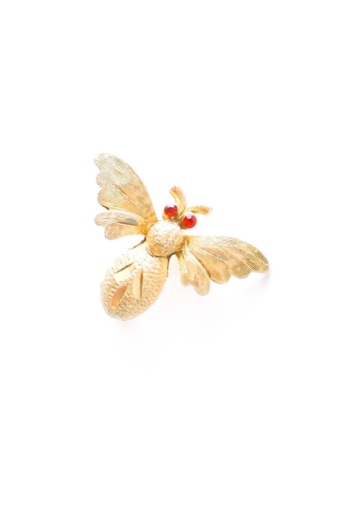 Mini Dragonfly Brooch