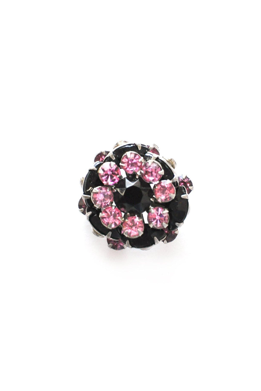 Mini Rhinestone Brooch